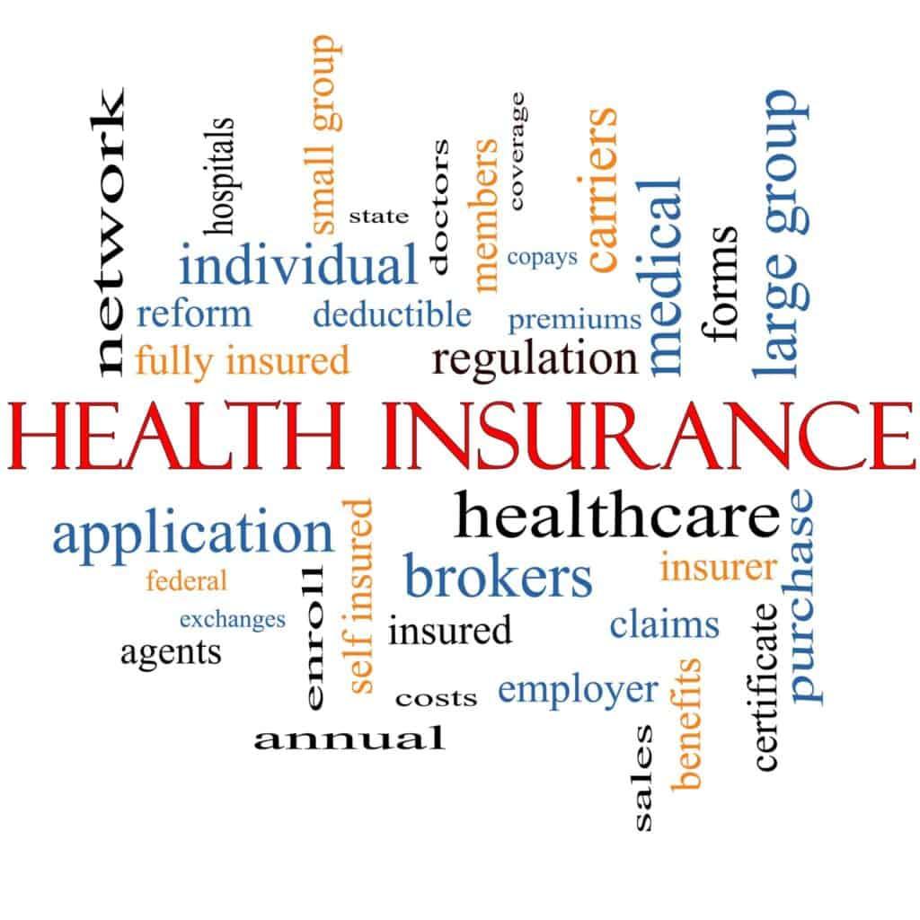 Health Insurance word scramble